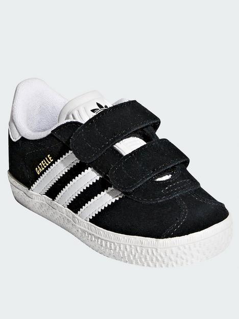 adidas-originals-gazelle-infant-trainer-blacknbsp