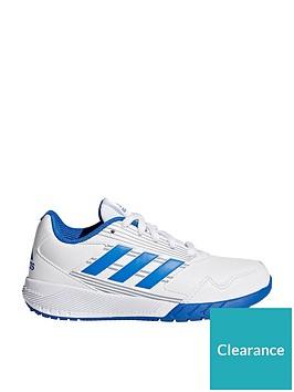 adidas-altarun-childrens-trainers-whiteblue