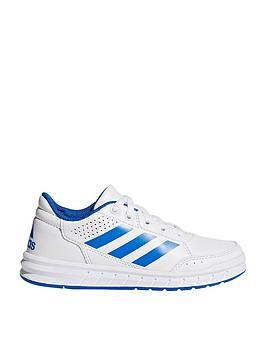 adidas-altasport-childrens-trainers-whiteblue