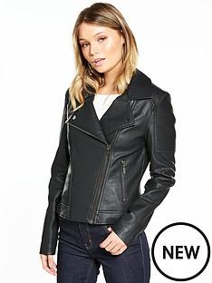 oasis-faux-leather-biker-jacket
