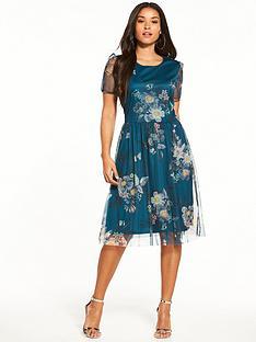 oasis-marie-mesh-dress