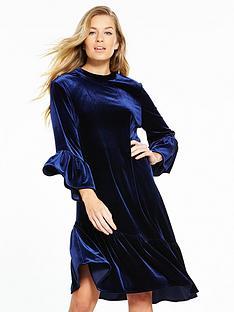 v-by-very-velvet-asymmetricnbsptunic-dress