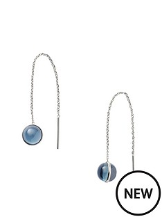 skagen-skagen-stainless-steel-blue-grey-sea-glass-ladies-drop-earrings