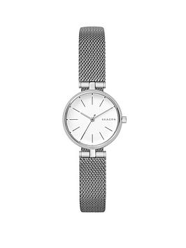 skagen-skagen-signatur-t-bar-stainless-steel-mesh-strap-ladies-watch
