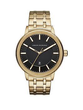 armani-exchange-armani-exchange-gold-ip-bracelet-mens-watch