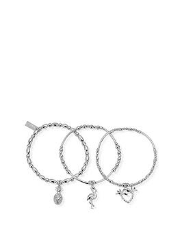chlobo-sterling-silver-stack-of-3-under-the-palms-bracelets