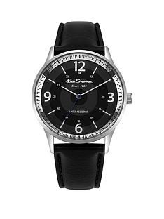 ben-sherman-ben-sherman-black-dial-black-leather-look-strapmens-watch