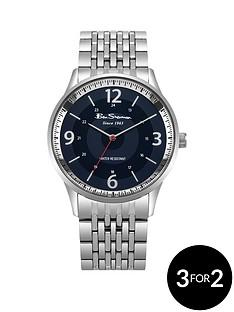 ben-sherman-ben-sherman-blue-dial-stainless-steel-bracelet-mens-watch