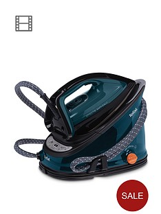 tefal-gv6839-effectis-anti-scale-high-pressure-steam-generator-2200wnbsp--black-and-green
