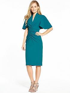 karen-millen-tailored-pencil-dress