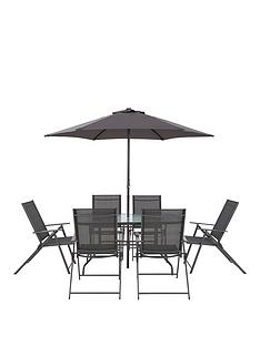 hawaii-8-piece-outdoor-dining-set-gunmetal-grey