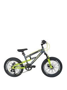 7eaf349d525 Muddyfox Utah Dual Suspension Boys Mountain Bike 20 inch Wheel