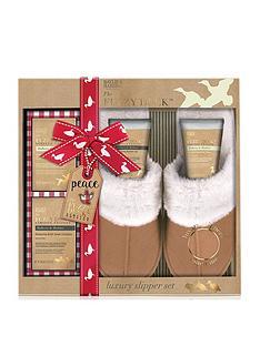 baylis-harding-baylis-amp-harding-fuzzy-duck-for-her-luxury-slipper-set