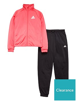 adidas-girls-entry-polyesternbsptracksuit