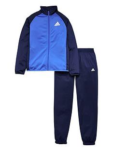 adidas-older-boy-entry-poly-tracksuit