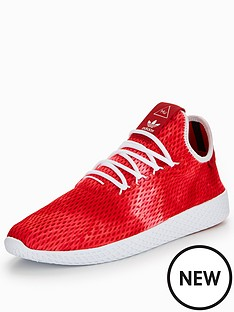 adidas-originals-pharrell-williams-holinbsptennis-hu-rednbsp