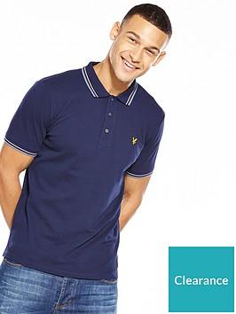 lyle-scott-lyle-amp-scott-tipped-polo-shirt