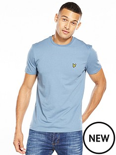 lyle-scott-lyle-amp-scott-plain-t-shirt