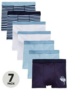 mini-v-by-very-boys-7-pack-stripe-trunks
