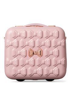 cd63b29d39f3 Ted Baker Beau Vanity Case - Pink