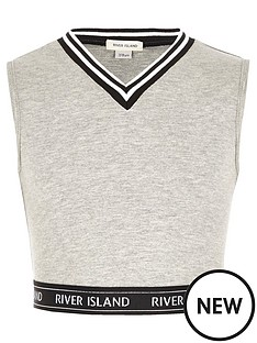 river-island-girls-grey-tipped-sleeveless-crop-top