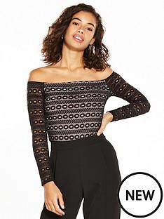 v-by-very-petite-lace-bardot-bodysuit
