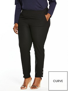 v-by-very-curve-studded-hem-tapered-leg-trouser
