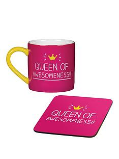 happy-jackson-queen-of-awesome-mug-amp-coaster