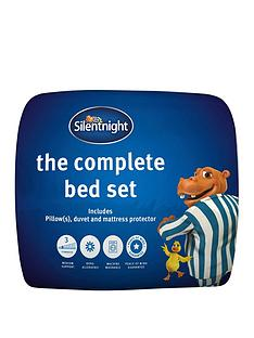 silentnight-105tog-complete-bed-set