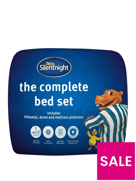 silentnight-complete-bed-set-includes-105-tog-duvet-mattress-protector-and-pillows