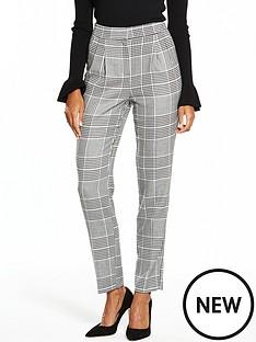 v-by-very-check-fashion-trouser