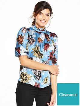 v-by-very-split-back-floral-print-blouse