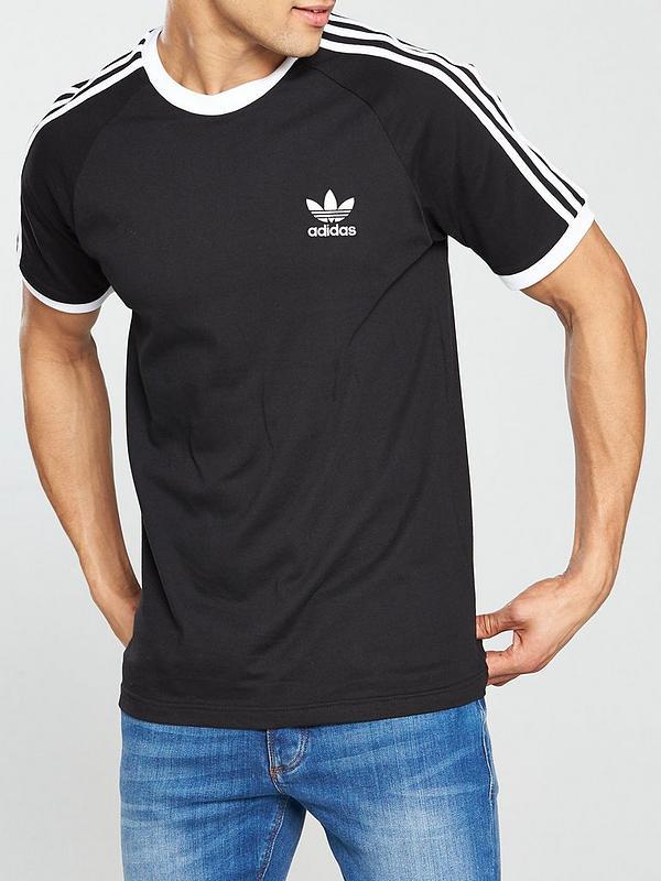 posición gatear Esta llorando  adidas Originals California T-shirt | littlewoodsireland.ie