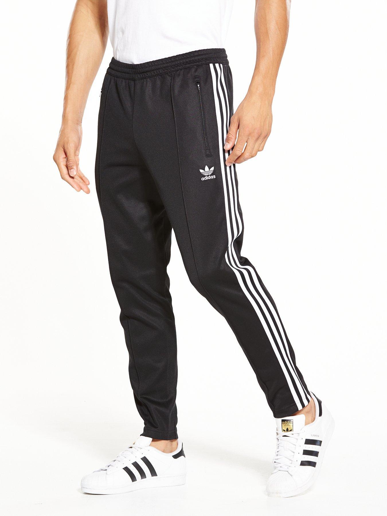 adidas originals jogging bottoms for men