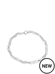love-silver-sterling-silver-and-cz-family-name-bracelet