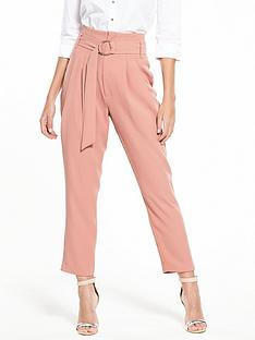 river-island-river-island-high-waisted-tapered-leg-trouser