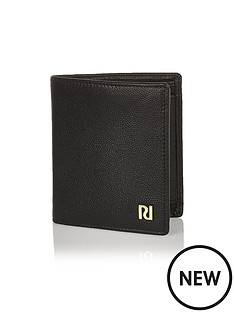 river-island-river-island-mens-oily-textured-3-fold-wallet
