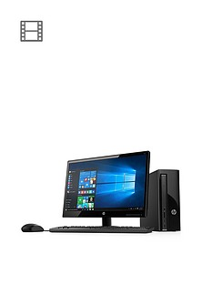 hp-hpnbsp260-a121nanbspintelreg-pentiumregnbsp4gbnbspramnbsp1tbnbsphard-drive-039mega-value-bundle039-desktop-pc-215in-full-hd-monitornbspwith-optional-microsoft-office-365-home-1yr