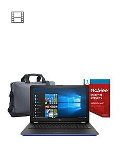 hp-15-bs086nanbspintelreg-pentiumreg-8gb-ram-1tb-hard-drive-156-inch-laptop-blue