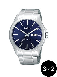 lorus-lorus-mens-blue-dial-dress-bracelet-watch