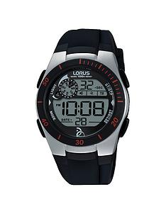 lorus-digital-black-silicone-strap-kids-watch
