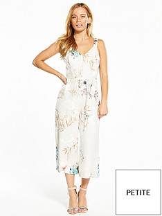 ri-petite-floral-culotte-jumpsuit-cream
