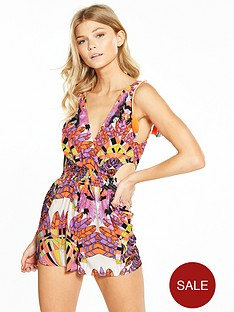 river-island-printed-cut-out-playsuit