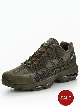 finest selection d00f1 fbf31 ... closeout nike air max 95 ultra jacquard littlewoodsireland.ie c1958  0bd13