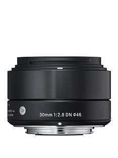 sigma-sigma-30mm-f28-dn-i-a-art-prime-standard-black-lens-for-sony-e