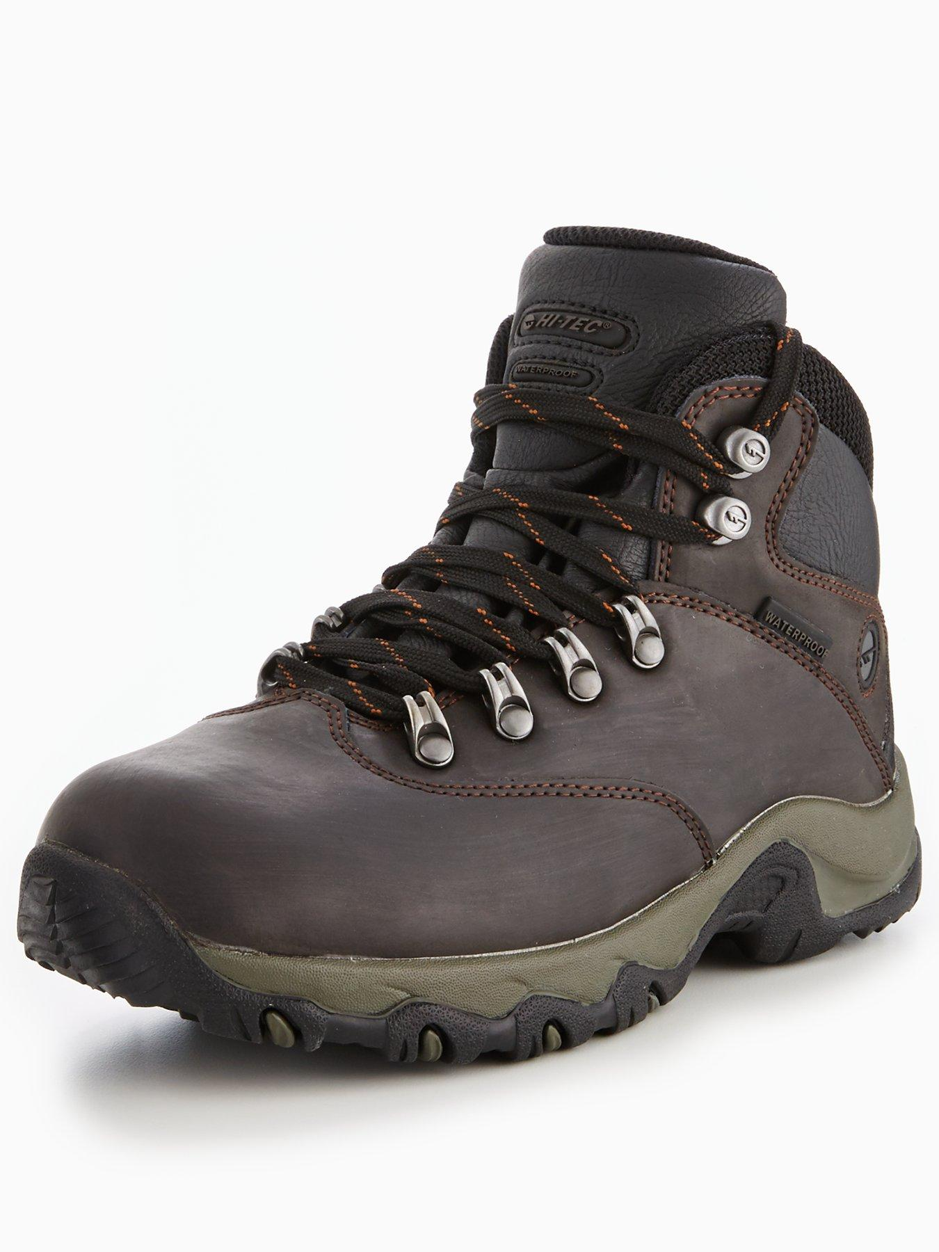 Hi Tec Ottawa Ii Wp 1600202026 Women's Shoes Hi Tec Walking Boots
