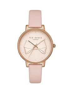 ted-baker-brook-leather-strap-ladies-watch