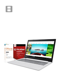 lenovo-ideapad-320-intelreg-pentiumregnbsp4gb-ramnbsp1tb-hard-drive-156-inch-hd-laptop-with-microsoft-office-365-personal-1-year-and-mcafee-livesafenbsp1-year-white