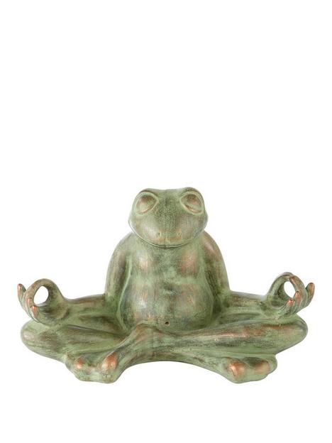 frog-garden-ornament