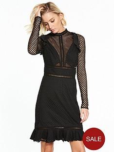 guess-jacqueline-dress-black